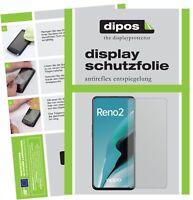 Film de protection d'écran pour Oppo Reno2 protecteur antireflet dipos