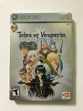 Tales of Vesperia - Special Edition Xbox 360 Limited, Sealed NIB, Free Ship RARE