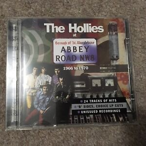 The Hollies At Abbey Road 1966 - 1970 CD