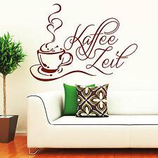 Deko-Tattoos mit Kaffee für die Küche | eBay
