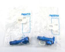2x Festo VT-1/8-1 Hohlschraube 5928 Neu OVP