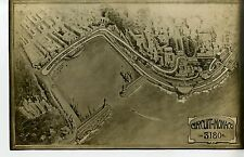 PHOTO ORIGINAL VINTAGE-G.P. AUTOMOBILES DE MONACO EN 1929-PHOTO OF CIRCUIT 3108m