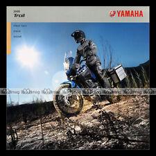 Brochure YAMAHA ★ XTZ 660 TENERE, XT 660, WR 250 R 2009 ★ Trail Moto Pub #BM88