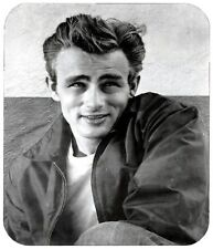 JAMES DEAN MOUSE PAD - 1/4 IN. MOVIE TV MOUSEPAD RETRO VINTAGE HOLLYWOOD