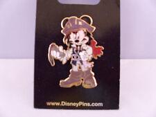 Disney PIRATES * Mickey as Jack Sparrow w/ Magic Compass Pin
