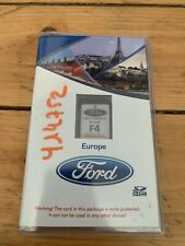 Carte SD Gps Ford Europe F4