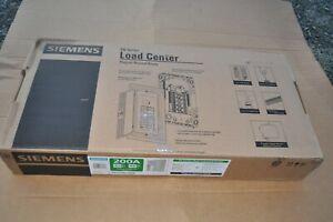 Siemens SN3048L1200 200 AMP MAIN LUG PANEL PLUG ON NEUTRAL 48 CIRCUIT  NEW