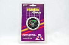 Vintage NOS New Voltmeter Volt Gauge w Back Lit Dial GM CHEVY FORD GMC TRUCK