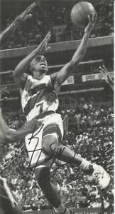 KEVIN JOHNSON ( USA ) - Basketball - DRUCK-Autogramm