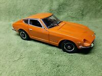 1:18 scale diecast maisto Datsun (missing rear window)