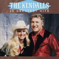 The Kendalls - 16 Greatest Hits [New CD]