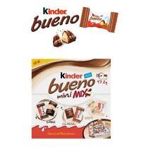 2x Kinder Bueno Fun Size Milk & Hazelnuts Mini Mix 18 Pack- 97.2g