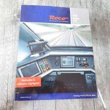 ROCO - DIE INNOVATION DER MODELLBAHN 2010 - SPUR HO/HOe/TT -  #A53