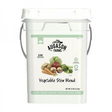VEGETABLE STEW BLEND  Emergency Survival Freeze Dried Food 236 servings bucket