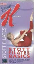 Stott Pilates Basics from Special K Kellogg's Promo VHS Sealed with Moira Stott