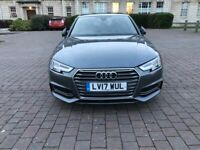 AUDI A4 2.0 TDI S line S Tronic (s/s) 4dr Automatic ULEZ FREE EURO 6 ,CAT S