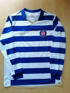 Hajduk Split Centenary L/S Long Sleeve Football Jersey L 2011 2012 Shirt RARE