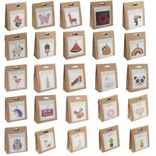 Trimits Felt Sewing Kit Hanging Decoration Perfect for Children / Beginners DIY