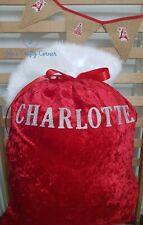 Personalised Christmas sack LARGE SIZE