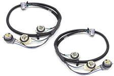 oem new tail light wiring harness rear right & left set 99-05 silverado  sierra