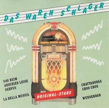 Various - Das waren Schlager - CD -