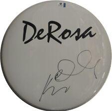 "Kim Gordon Hand Signed Autograph 10"" Drum-Head Drumhead Sonic Youth GA 816036"