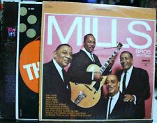 3 VINYL RECORD THE MILLS BROTHERS ANYTIME OUR GOLDEN FAVORITES MY SHY VIOLET (2)
