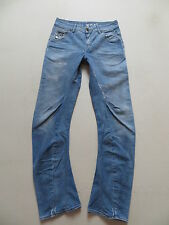 G-Star RAW 3301 3D SLIM Jeans Hose, W 30 /L 34, Original Vintage Denim, RAR ! 44