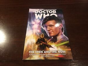 Doctor Who: The Then and the Now unread softback graphic novel Titan