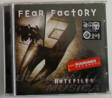 FEAR FACTORY - HATEFILES - CD Nuovo Unplayed