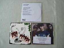 TEST ICICLES job lot of 3 CD/promo CDs Boa vs Python What's Your Damage Sampler
