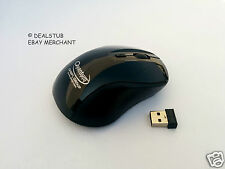 Quantum Wireless Mouse Optical QHM 262W 1600 DPI 10M Range for Laptop Desktop PC