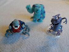 Disney Pixar Micro Mundo Mosters Inc & Los Increíbles