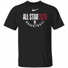 All Star Game 2020 National Men's Basketball T-shirt NBA All-Star Weekend Tee
