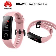 "Original Huawei Honor Band 4 Smart Wristband Amoled Color 0.95"" Touchscreen Pink"