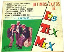 Los Tex Mex Ultimos Exitos    LP