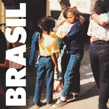 SOUL JAZZ RECORDS PRESENTS/BRASIL (REMASTERED) LIMITED  / DLC  VINYL LP NEW!
