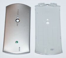 Original Sony Ericsson xperia Neo V MT11i Battery Cover Silver