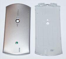 Original Sony Ericsson Xperia Neo V mt11i Tapa batería BATTERY cover plata Silver