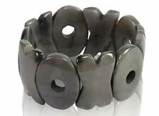 Tagua GREY Bracelet - Hugs and Kisses - Organic, Fair Trade