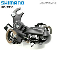 Shimano RD-TX35 6/7/18/21 Speed MTB Mountain Bike Rear Derailleur Hanger Mount U