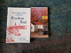 Reiseführer Neu England/Long Island (Marco Polo), guter Zustand, Freedom Trail