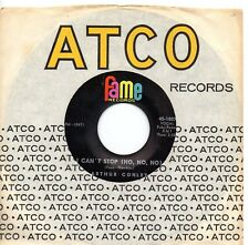 ARTHUR CONLEY I CAN'T STOP (NO NO NO) / IN THE SAME OLD WAY  US FAME NORTHERN