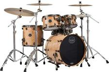 Mapex Saturn V MH Exotic Fusion 20-10-12-14 Shell Pack Drums Natural Maple +Bags