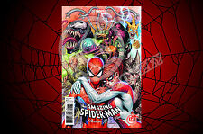 Amazing Spider-man Renew Your Vows Vol 2 #1 KRS Comics Kirkham Variant
