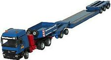 "CON40117 - Mercedes Actros 3 Axles With Trailer Low Loader Goldhofer "" Schmidb"