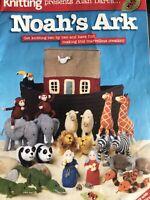 Alan Dart Noahs Ark Toy Knitting Pattern
