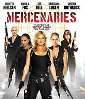 Mercenaries [Blu-ray] DISC & COVER ART ONLY NO CASE EXCELLENT CONDITION