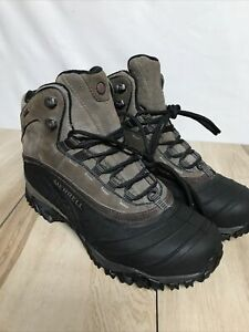 Merrell Isotherm 8 Waterproof Expresso Insulated Boots Men 13