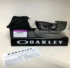 28d8793f1b NEW Oakley Sunglasses GASCAN OO9014-3560 STEEL   PRIZM BLACK POLARIZED